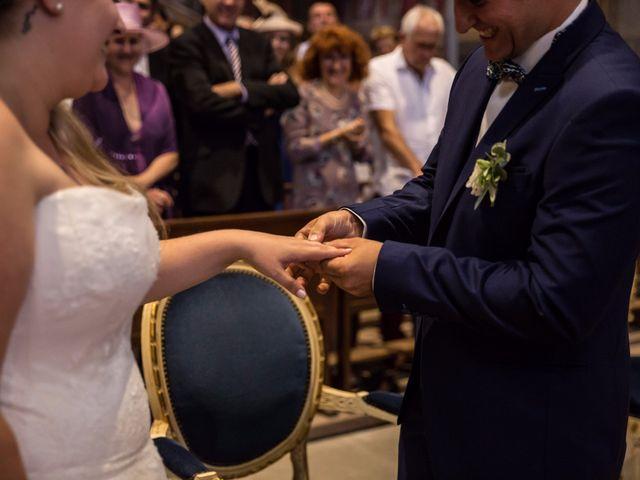 Le mariage de Geoffrey et Florence à Lavaur, Tarn 16