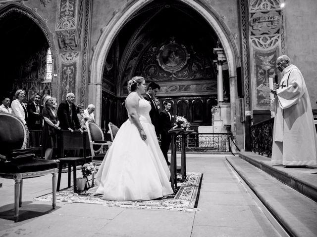 Le mariage de Geoffrey et Florence à Lavaur, Tarn 17