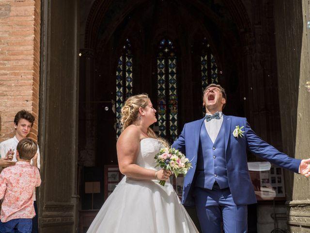 Le mariage de Geoffrey et Florence à Lavaur, Tarn 18
