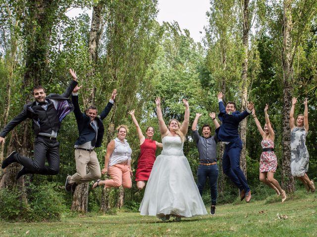 Le mariage de Geoffrey et Florence à Lavaur, Tarn 19