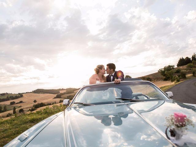 Le mariage de Geoffrey et Florence à Lavaur, Tarn 29
