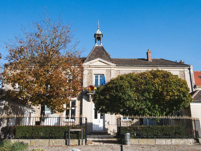 Le mariage de Adrien et Samia à Brie-Comte-Robert, Seine-et-Marne 33