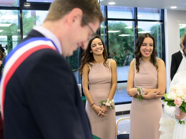 Le mariage de Adrien et Samia à Brie-Comte-Robert, Seine-et-Marne 42