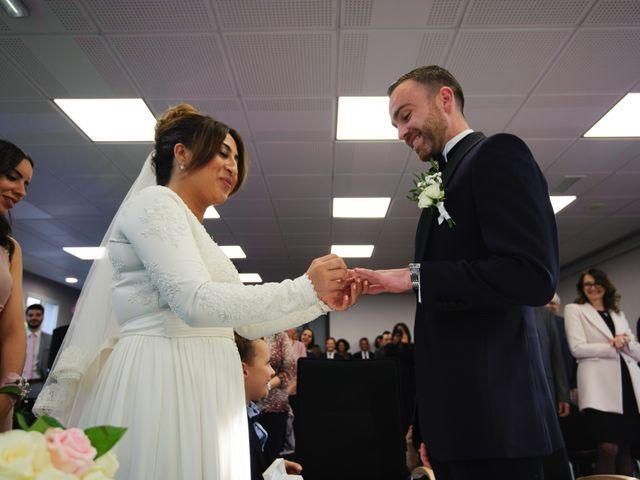 Le mariage de Adrien et Samia à Brie-Comte-Robert, Seine-et-Marne 46