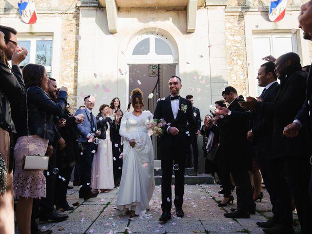 Le mariage de Adrien et Samia à Brie-Comte-Robert, Seine-et-Marne 51