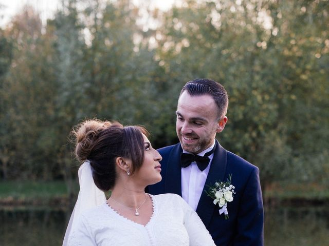 Le mariage de Adrien et Samia à Brie-Comte-Robert, Seine-et-Marne 53