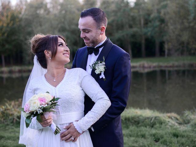 Le mariage de Samia et Adrien