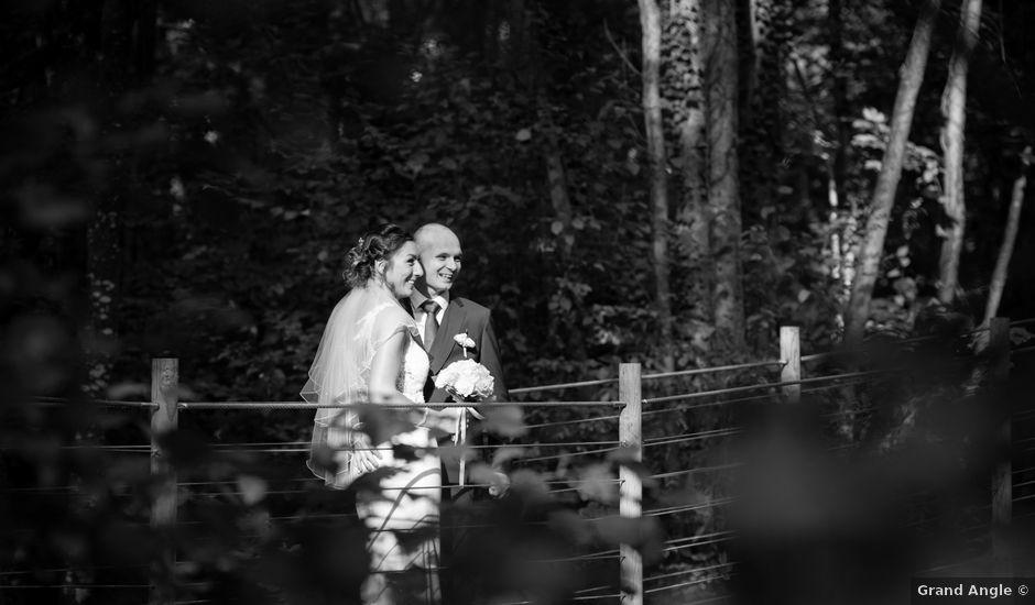 Le mariage de Guillaume et Vanessa à Bazancourt, Marne