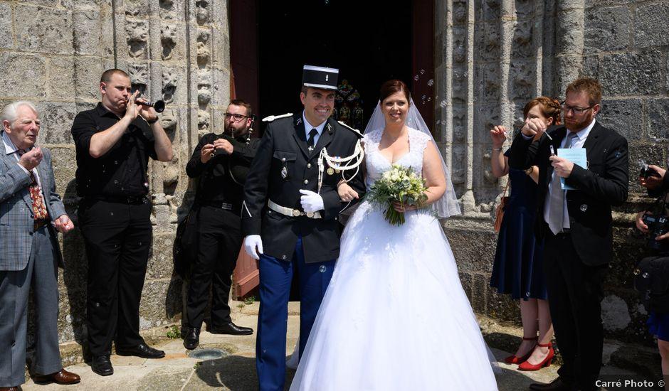 Le mariage de Yannick et Anne Sophie à Glomel, Côtes d'Armor