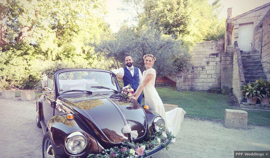 Le mariage de Jocelyn et Aude à Beaucaire, Gard