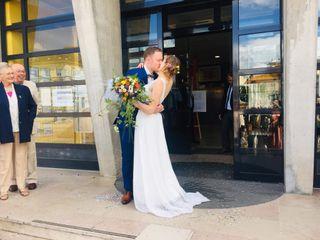 Le mariage de Aurélia  et Sébastien