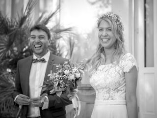 Le mariage de Stéphanie et Nicolas 1