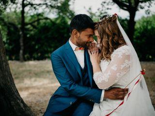 Le mariage de Stéfan et Laëtitia