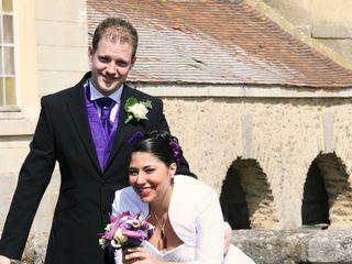 Le mariage de Florian et Mélanie