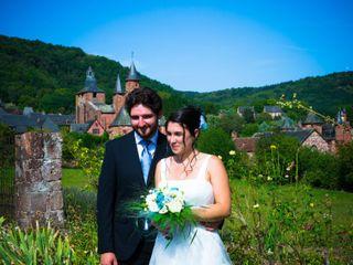 Le mariage de Hélène et Thomas 2