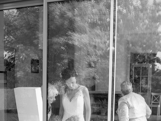Le mariage de Paul et Julie à Liré, Maine et Loire 5