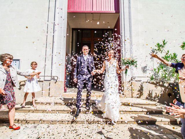 Le mariage de Paul et Julie à Liré, Maine et Loire 9