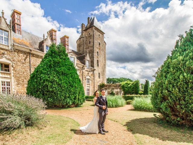 Le mariage de Paul et Julie à Liré, Maine et Loire 25
