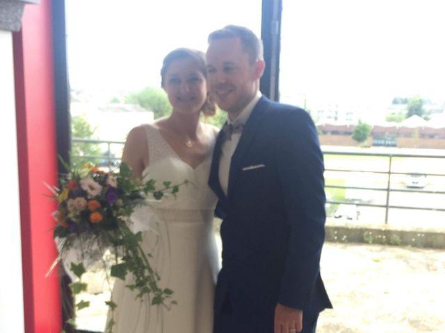 Le mariage de Sébastien et Aurélia  à Argentan, Orne 3