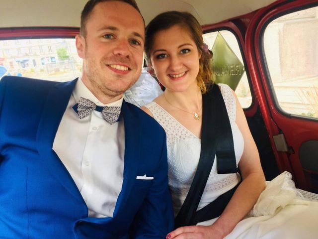 Le mariage de Sébastien et Aurélia  à Argentan, Orne 5