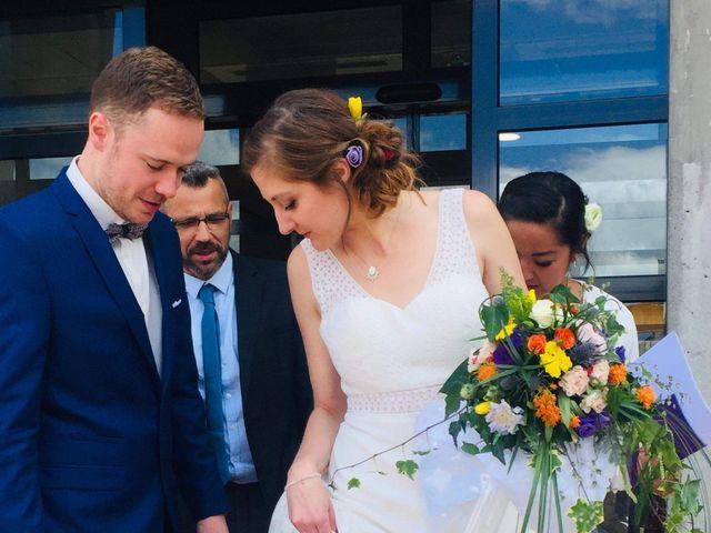 Le mariage de Sébastien et Aurélia  à Argentan, Orne 6