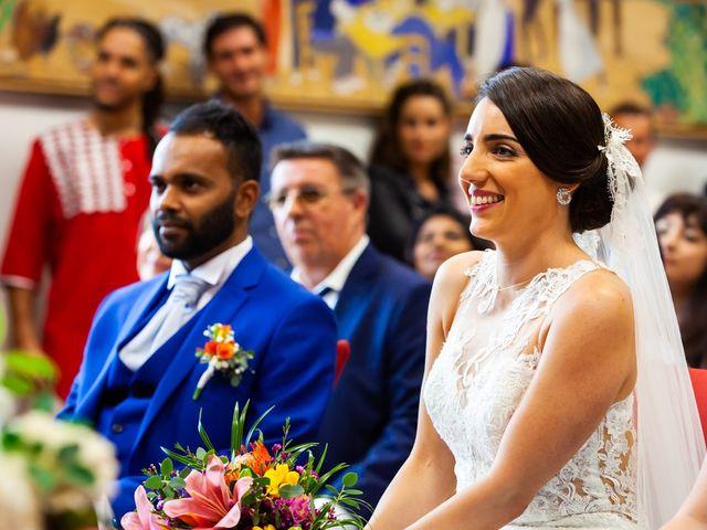 Le mariage de Nadish et Emmanuelle à Hossegor, Landes 19
