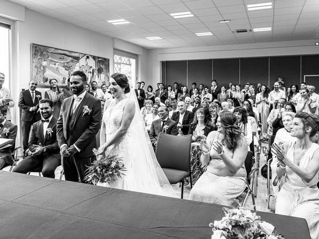 Le mariage de Nadish et Emmanuelle à Hossegor, Landes 20