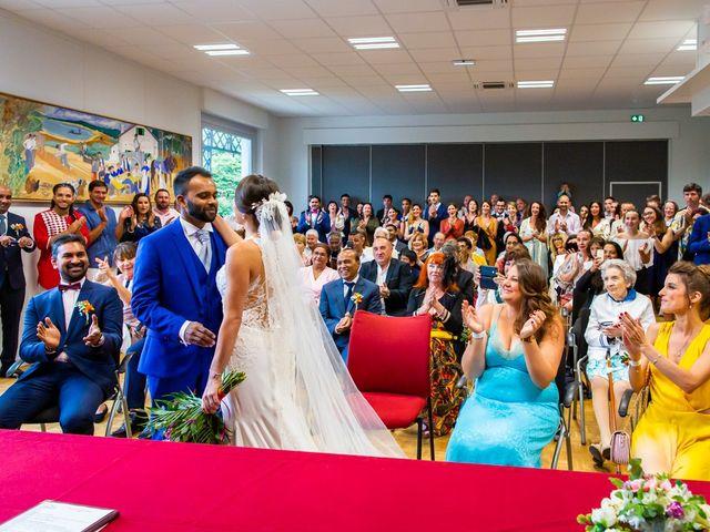Le mariage de Nadish et Emmanuelle à Hossegor, Landes 21