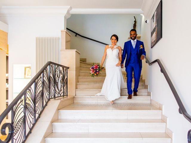 Le mariage de Nadish et Emmanuelle à Hossegor, Landes 23