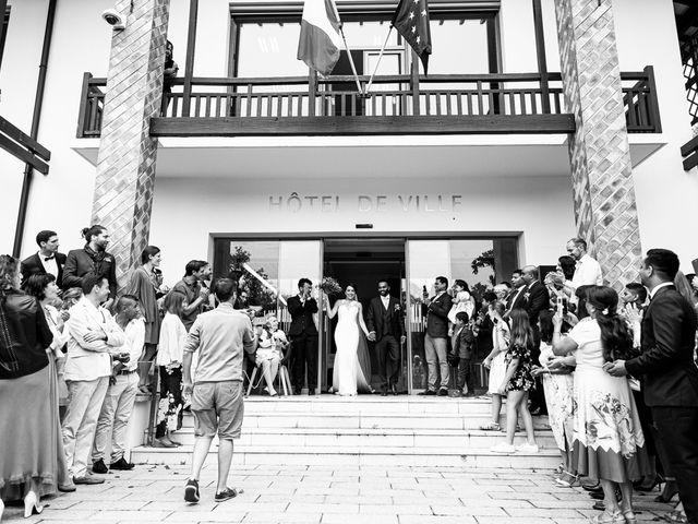 Le mariage de Nadish et Emmanuelle à Hossegor, Landes 25