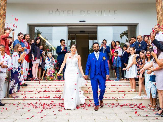 Le mariage de Nadish et Emmanuelle à Hossegor, Landes 26