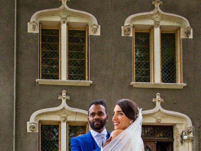 Le mariage de Nadish et Emmanuelle à Hossegor, Landes 29