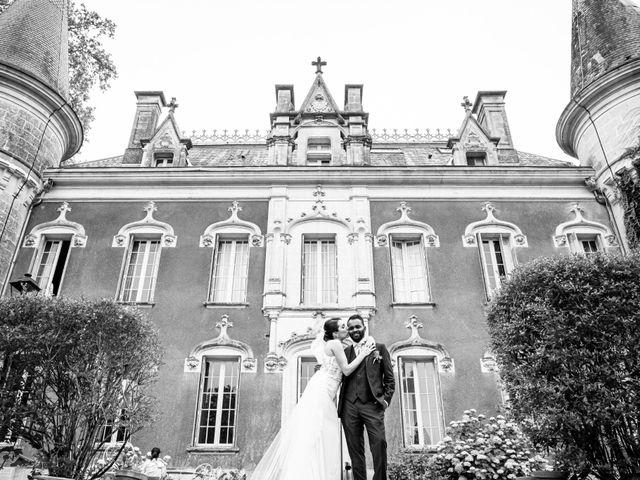 Le mariage de Emmanuelle et Nadish