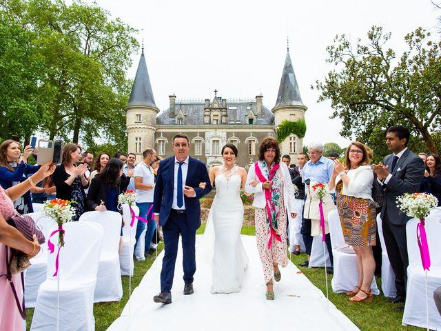 Le mariage de Nadish et Emmanuelle à Hossegor, Landes 34
