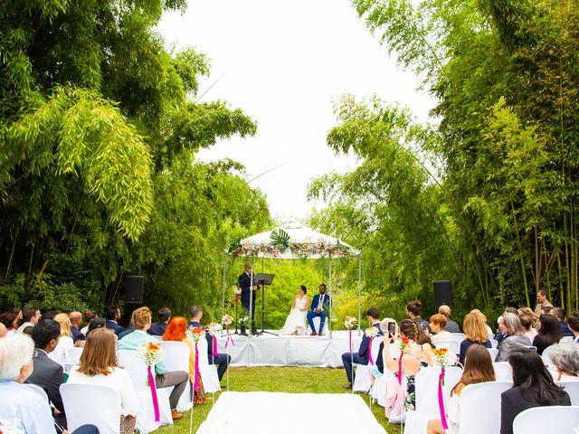 Le mariage de Nadish et Emmanuelle à Hossegor, Landes 35