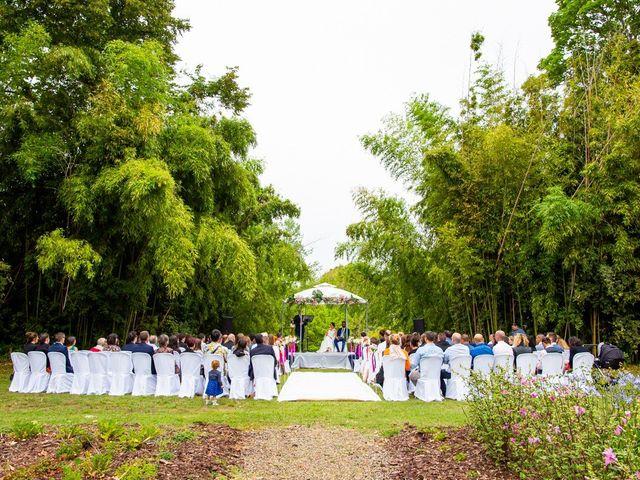 Le mariage de Nadish et Emmanuelle à Hossegor, Landes 36