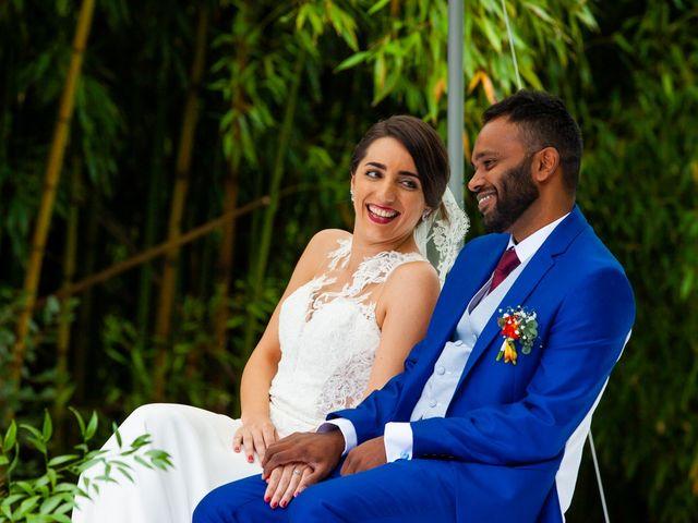 Le mariage de Nadish et Emmanuelle à Hossegor, Landes 37