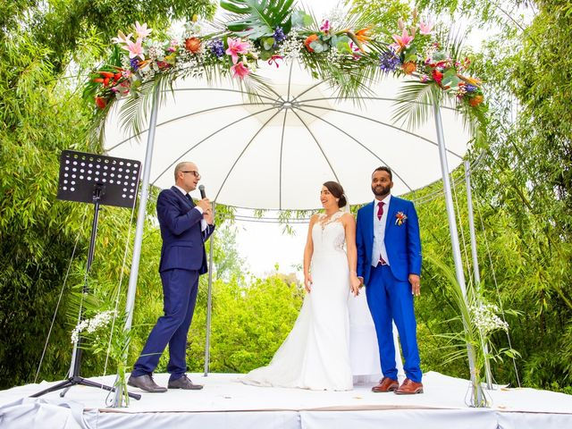 Le mariage de Nadish et Emmanuelle à Hossegor, Landes 44
