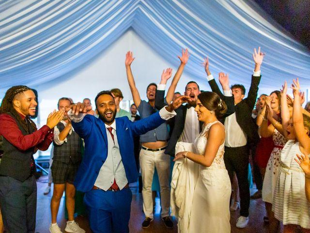 Le mariage de Nadish et Emmanuelle à Hossegor, Landes 50