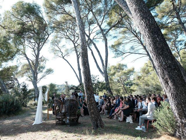 Le mariage de Aurelien et Melanie à La Garde, Var 60