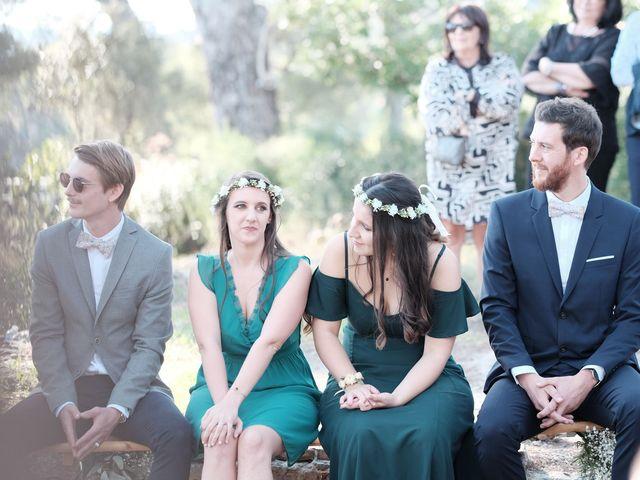 Le mariage de Aurelien et Melanie à La Garde, Var 61