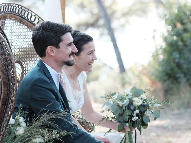 Le mariage de Aurelien et Melanie à La Garde, Var 62