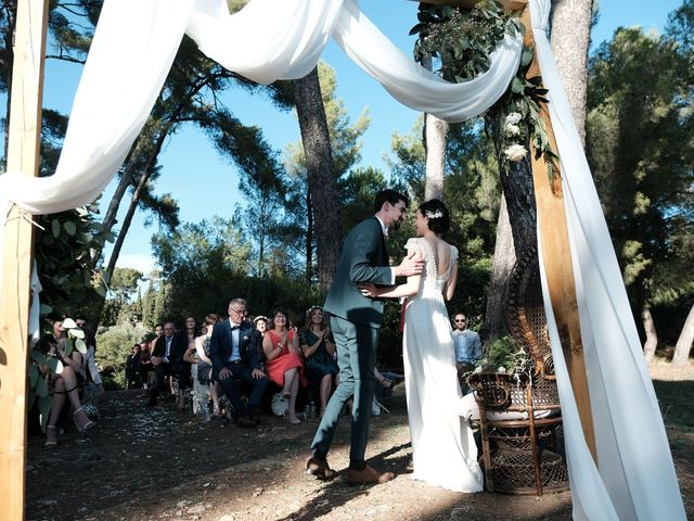 Le mariage de Aurelien et Melanie à La Garde, Var 68