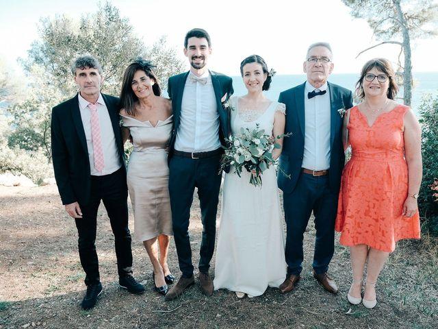 Le mariage de Aurelien et Melanie à La Garde, Var 74