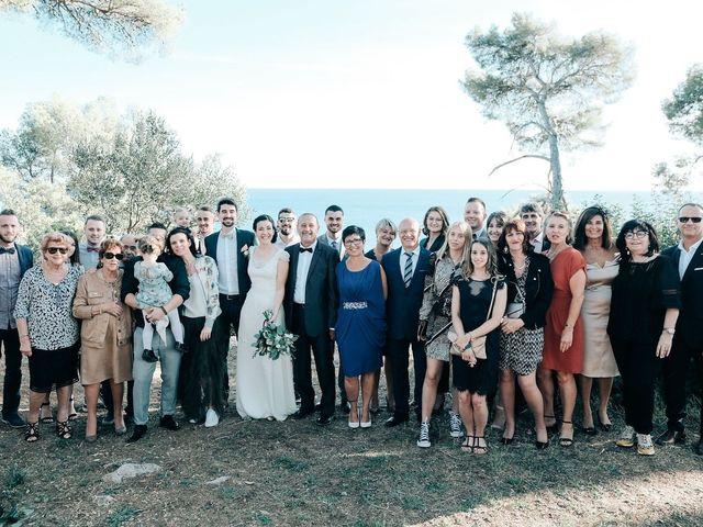 Le mariage de Aurelien et Melanie à La Garde, Var 78