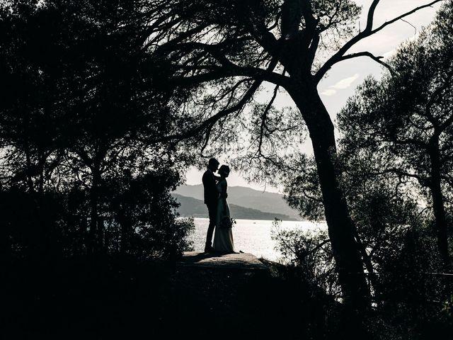 Le mariage de Aurelien et Melanie à La Garde, Var 85