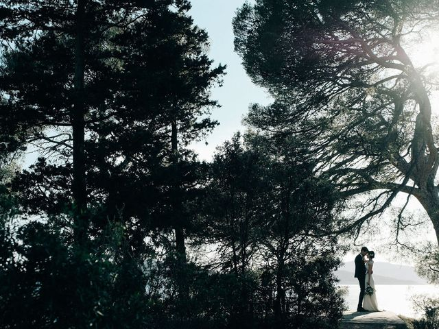 Le mariage de Aurelien et Melanie à La Garde, Var 88