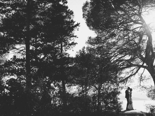 Le mariage de Aurelien et Melanie à La Garde, Var 89