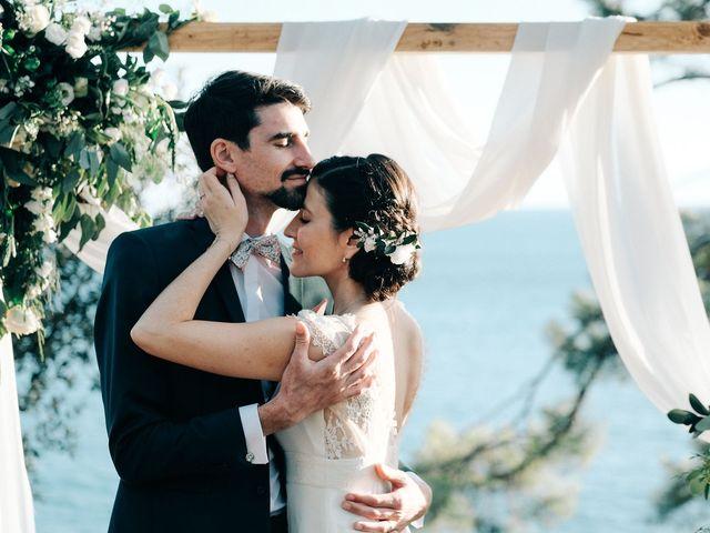Le mariage de Melanie et Aurelien