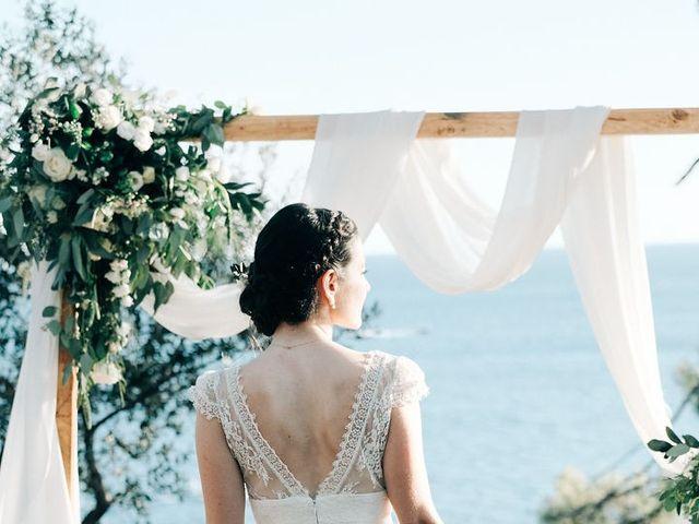 Le mariage de Aurelien et Melanie à La Garde, Var 98